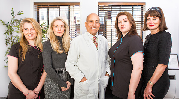 the Gynae Centre Team