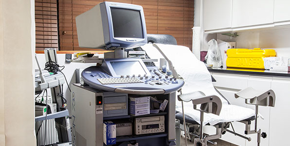 The Gynae Centre Early Pregnancy Scan