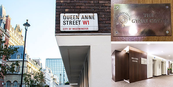 The Gynae Centre, Queen Anne Street, London